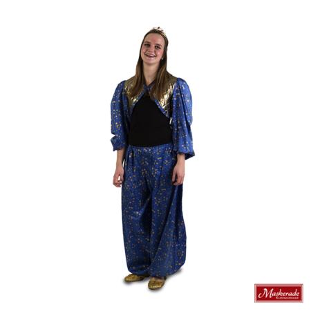 Arabisch kostuum met sterren