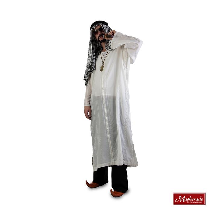 Arabisch kostuum Sjeik