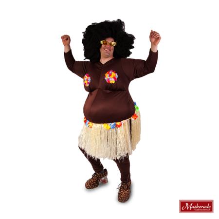 Dikmaakpak Hula danseres
