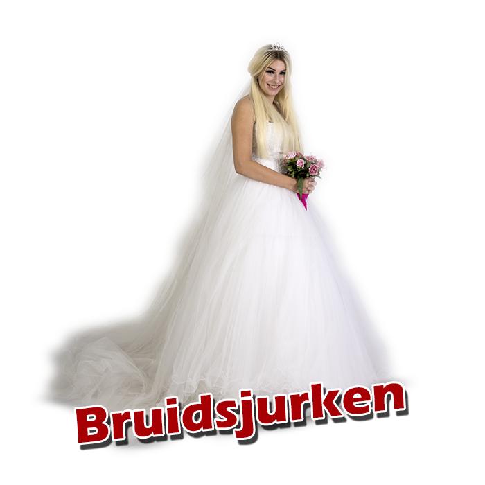 Bruidsjurk Huren Maskerade Kledingverhuur