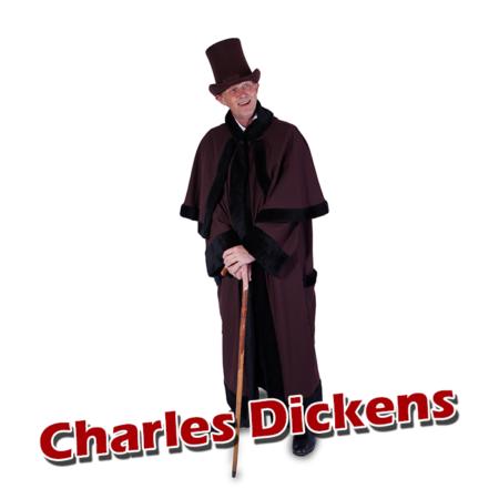 Charles Dickens kleding