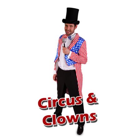 Circus en clowns