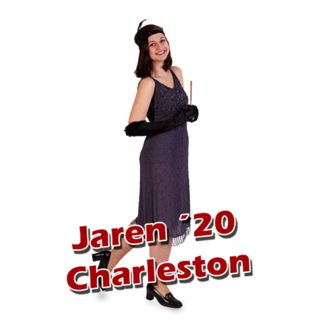 Jaren 20 kleding