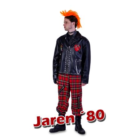 Jaren 80 kleding