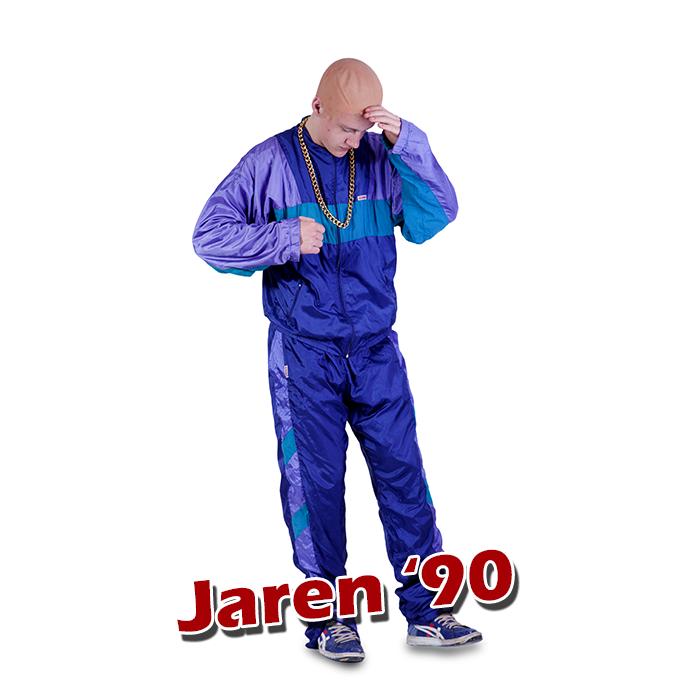 Fabulous Jaren 90 kleding huren - Maskerade Kledingverhuur MR95