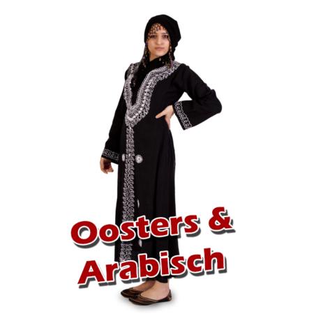 Arabische / Oosterse kleding
