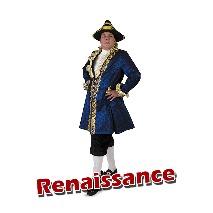 Renaissance kostuum