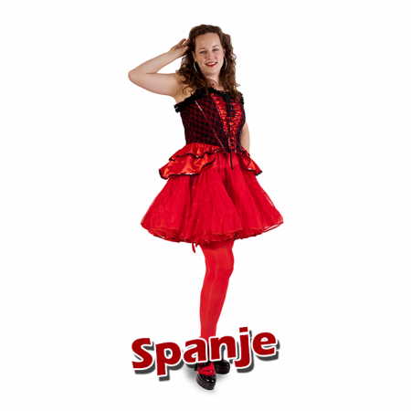 Spaanse kleding