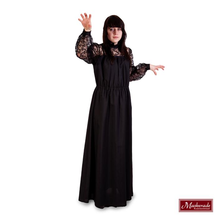 Gothic jurk met kant