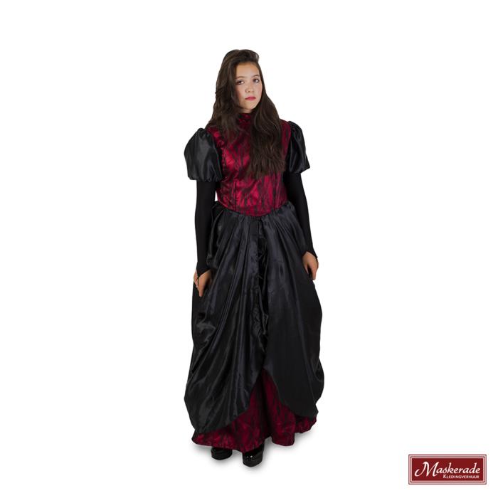Historische gothic jurk
