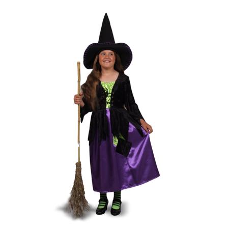 Kinderkleding heksenjurk