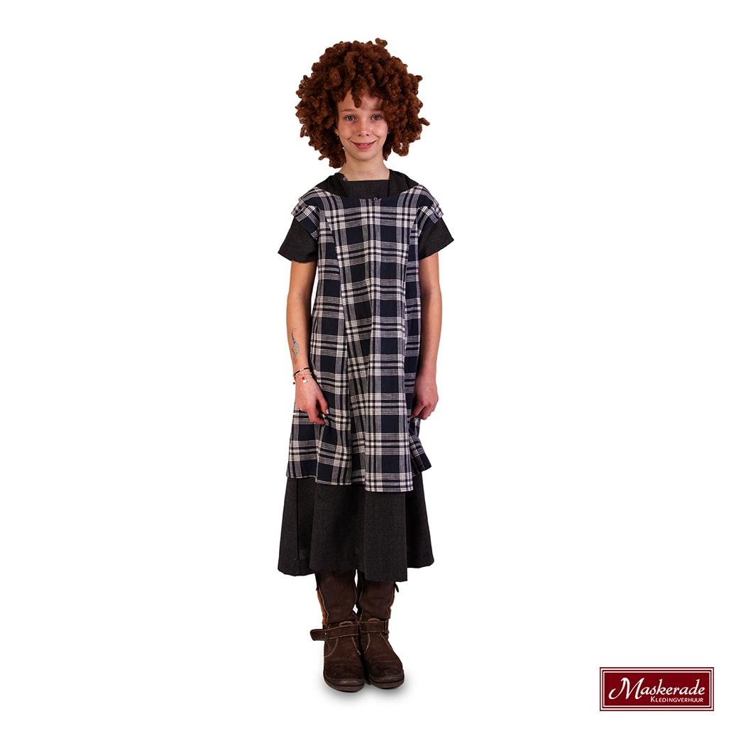 Ot En Sien Kinderkleding.Kinderkleding Annie Jurkje Huren Bij Maskerade Kledingverhuur