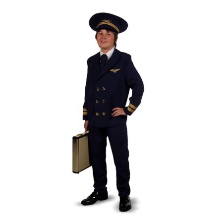 Kinderkleding pilotenpak
