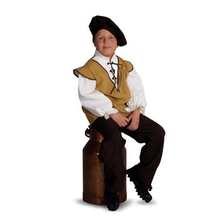 Kinderkleding Middeleeuwen