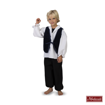 Kinderkleding Middeleeuws