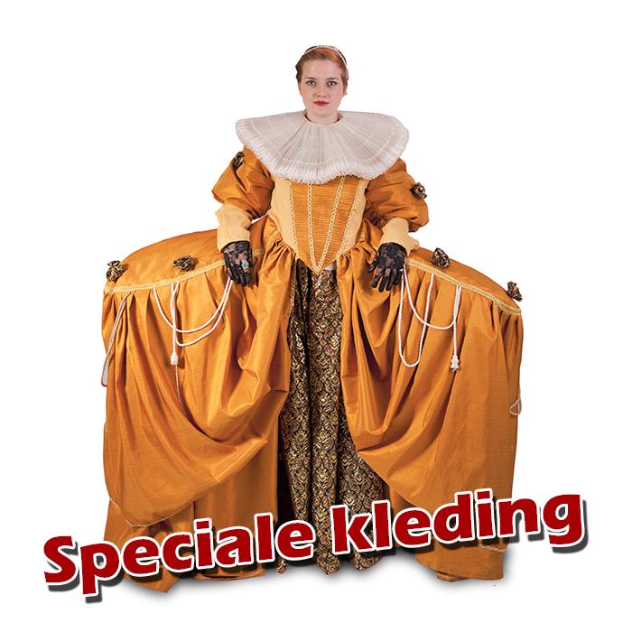 Categorie Speciale kleding