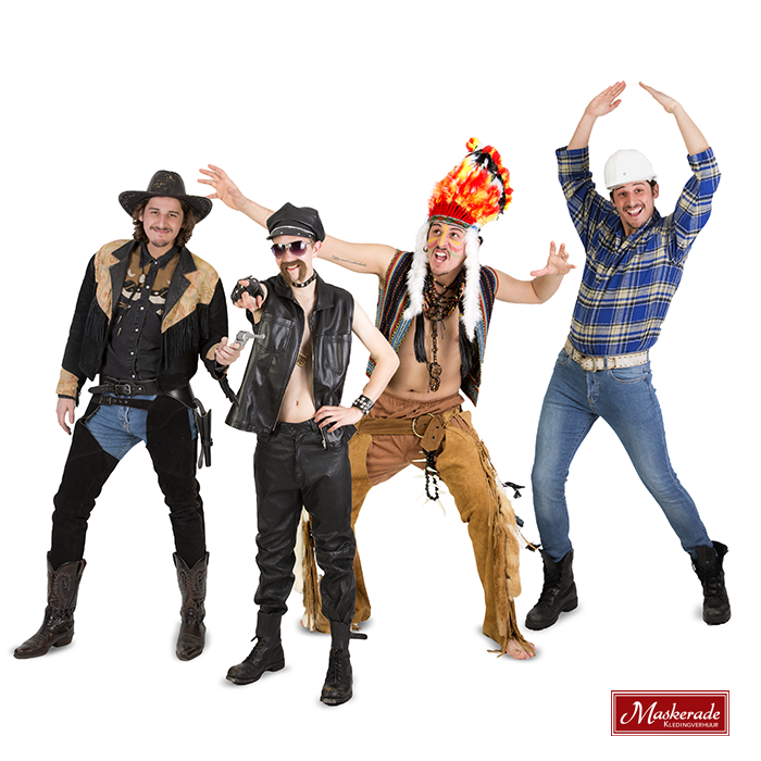 Awesome Images Of The Village People