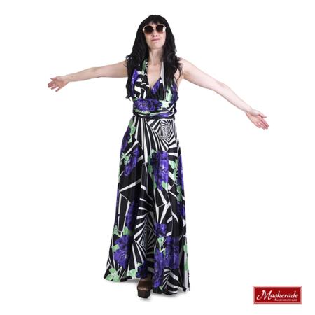 63ede0e262087a zwart wit hippie jurk Archieven - Maskerade Kledingverhuur
