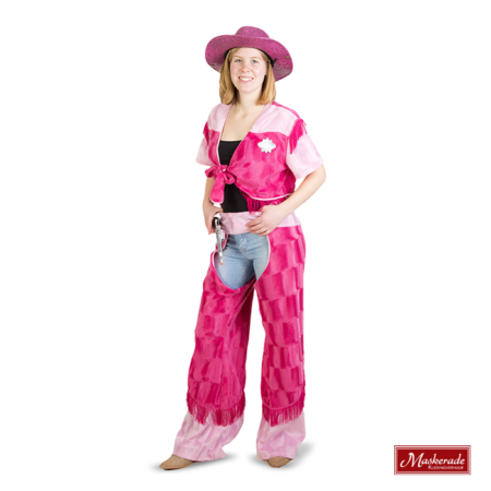 Roze cowgirl