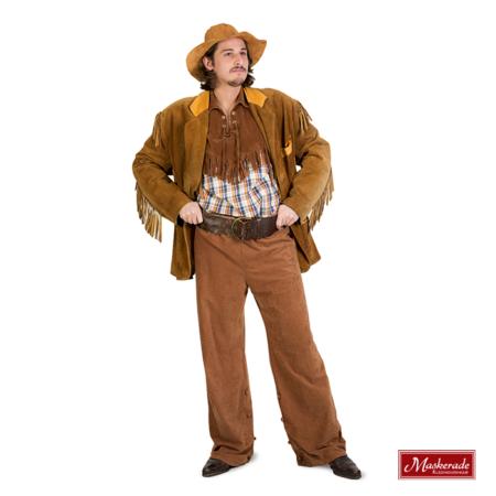 bruine cowboyjas