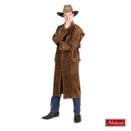 Dunne lange cowboyjas