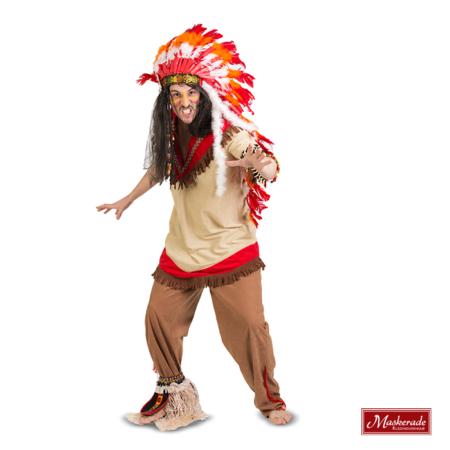 beige Indianenhes