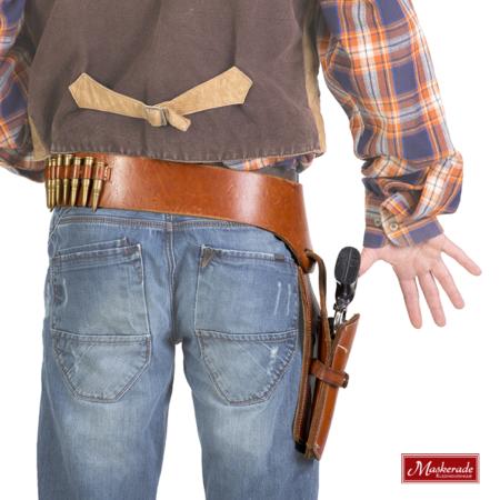 pistool met holster