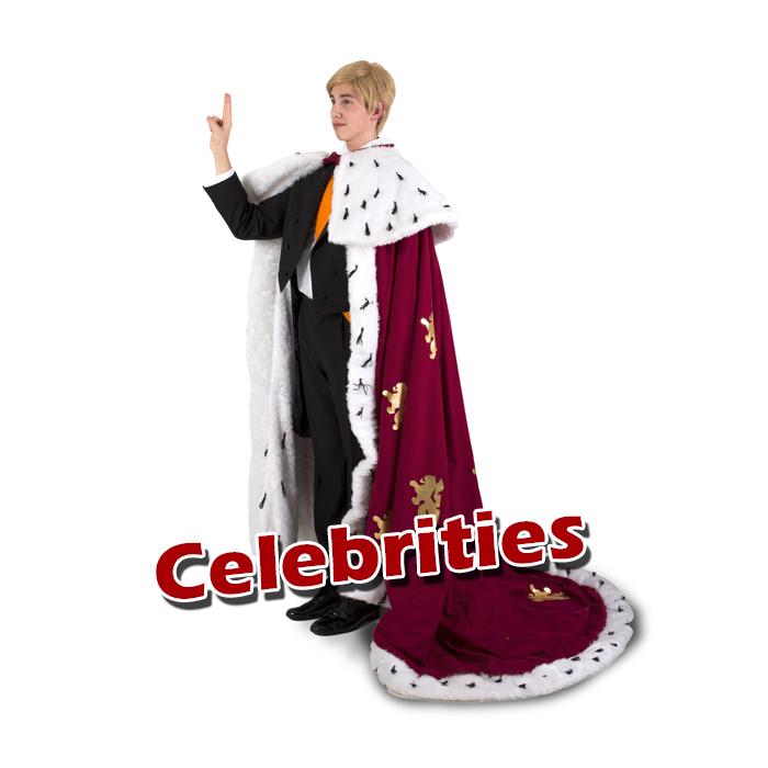 Celebrity kleding huren
