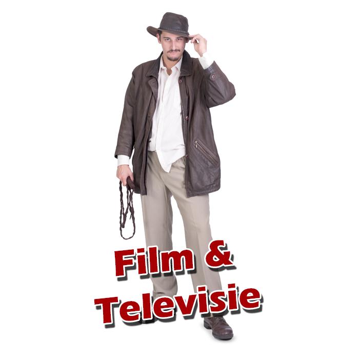 Film en televisie kleding huren